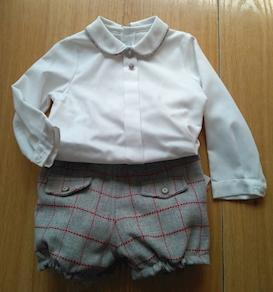 ce0886046 Ropa Niño de Anabel moda infantil